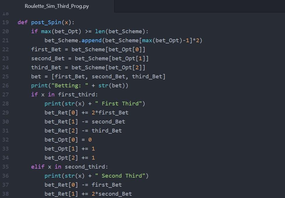 Python web development language