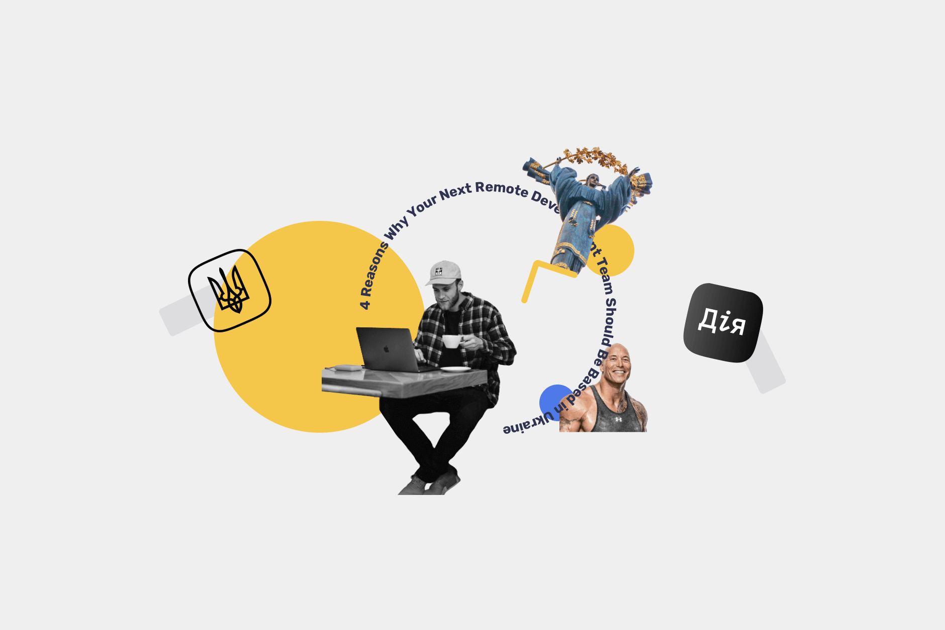 4 Reasons to Hire Your Next Remote Development Team in Ukraine