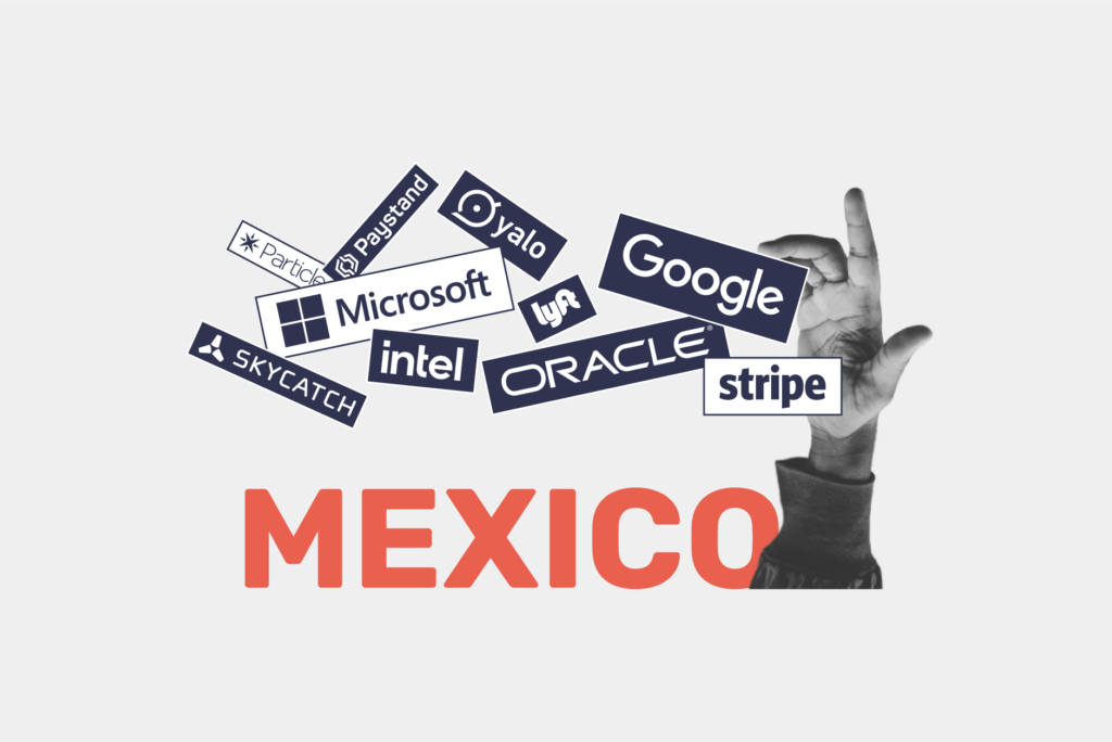 US Tech Companies That Have R&D Offices in Mexico (Google, Apple, Intel and more!)