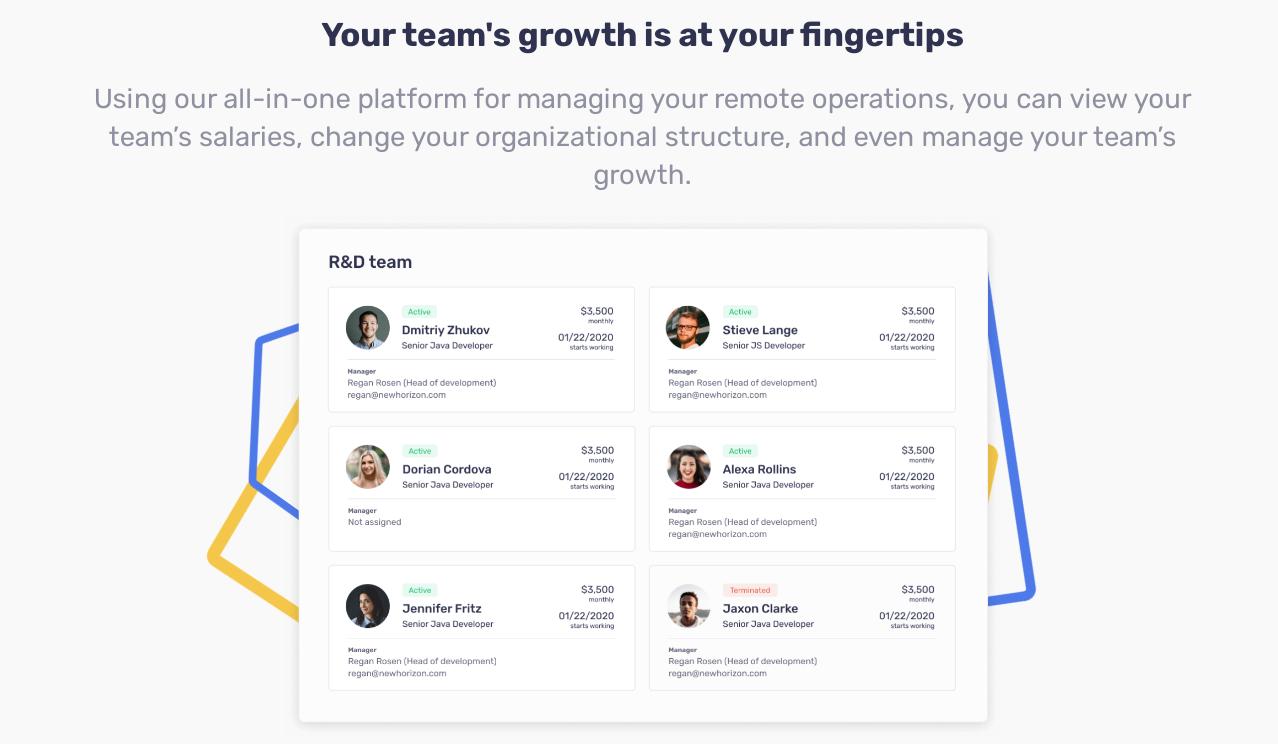 Bridge Teams Remote Team Management Platform